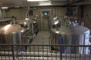 Výroba statických a kontejnerových pivovarů