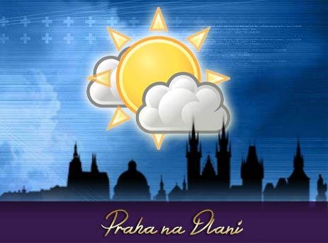 Počasí v Praze