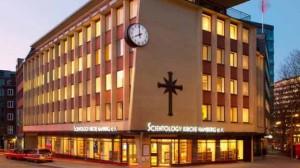 Scientologická církev Hamburg v Německé spolkové republice