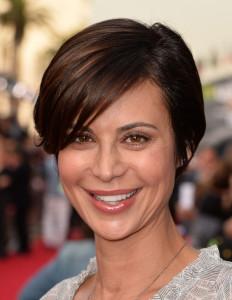 americká herečka Catherine Bell je členem scientologické církve