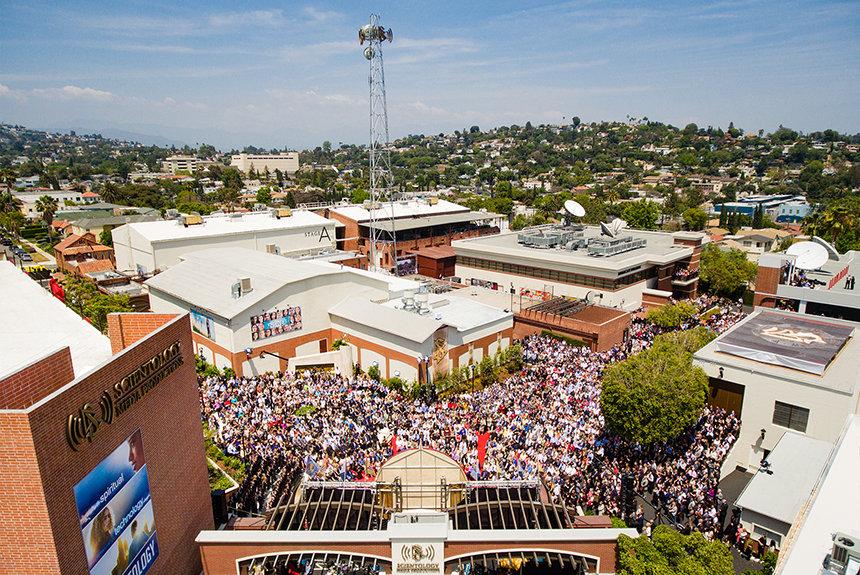 Scientologické mediální produkční centrum