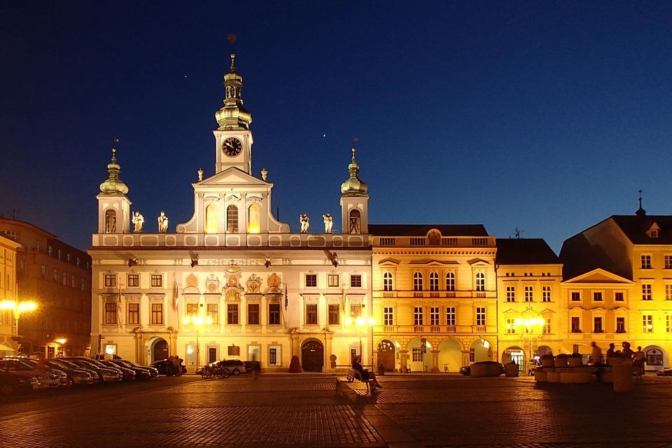 Cestování jižní Čechy