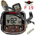 Detektor kovu Fisher F19 Comb LTD