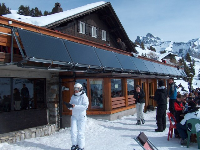 Horský hotel Švajčiarsko 1280x958