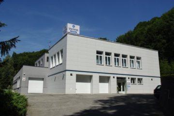 Budova plniarne Vincentky