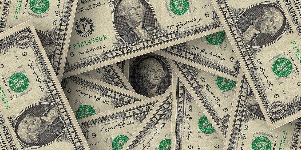 bankovky dolary