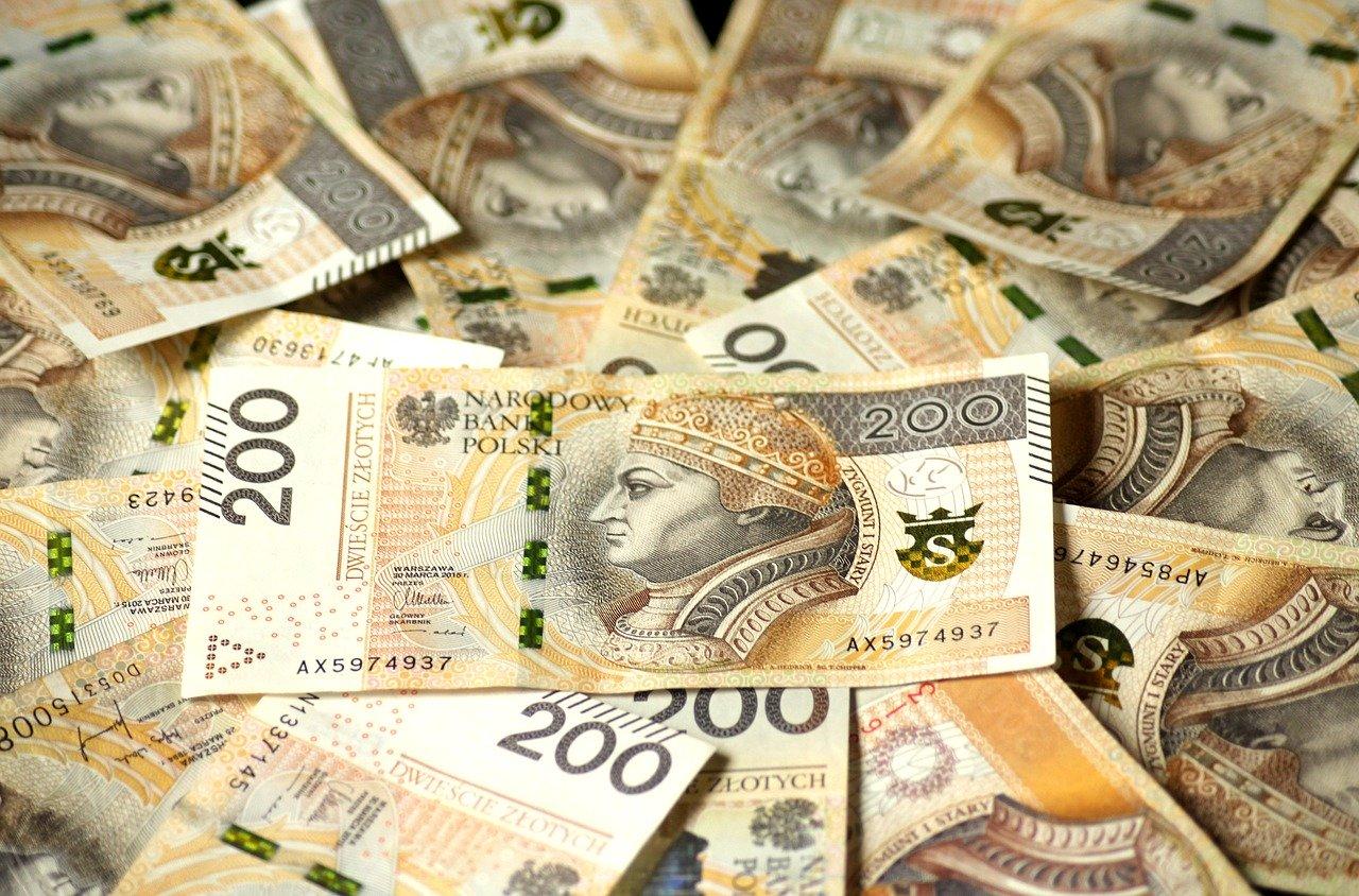 polske bankovky