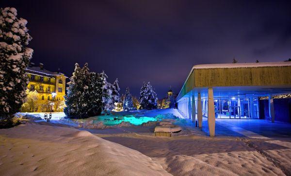 bardejovske kupele zima